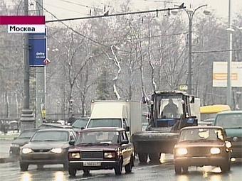 В Москве насчитали 36 тысяч дорожных ям