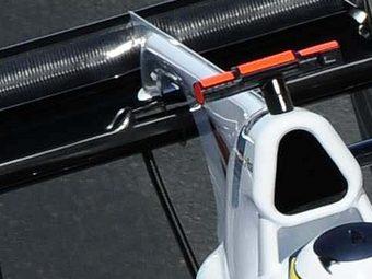Четыре команды Формулы-1 скопировали заднее крыло McLaren
