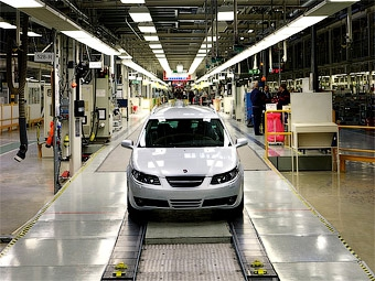 Saab завершил производство модели 9-5