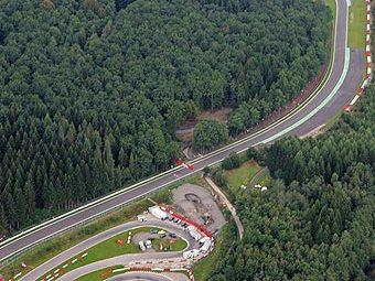 Тоннель на трассе Формулы-1 восстановлен