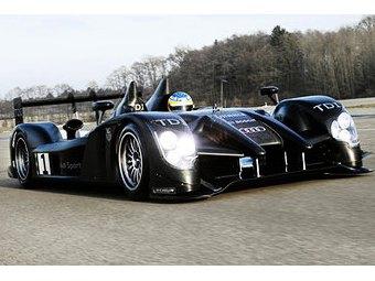 """Audi представила новый болид для гонки """"24 часа Ле-Мана"""""""