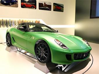 Ferrari с электромотором рассекретили досрочно