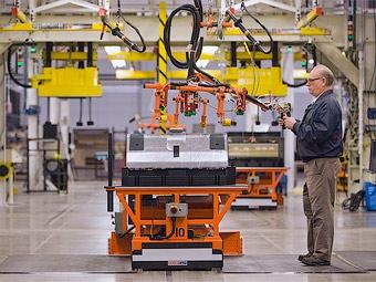 GM займется разработкой и выпуском электромоторов