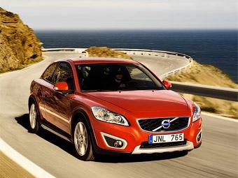 Volvo C30 станет кроссовером через два года