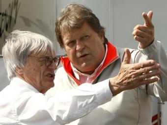 Берни Экклстоун ждет побед от Михаэля Шумахера