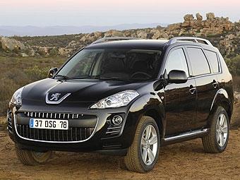 Компании PSA Peugeot Citroen и Mitsubishi отказались от слияния