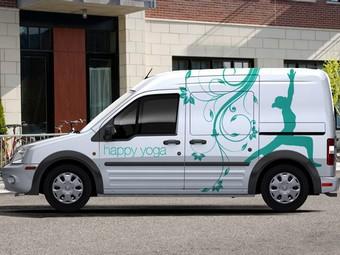 Ford предложил сервис по персонализации автофургонов