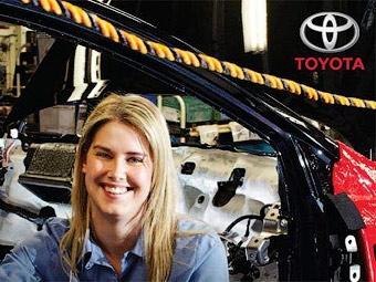 Toyota вернет доверие клиентов за 20 миллионов евро