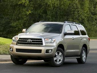 Toyota отзовет 50 тысяч внедорожников из-за проблем с системой стабилизации
