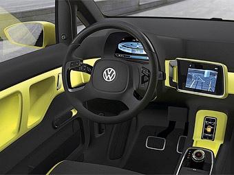 Volkswagen попросил дизайнеров помочь в разработке мультимедийной системы