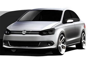 Volkswagen рассказал подробности о дешевом седане для России