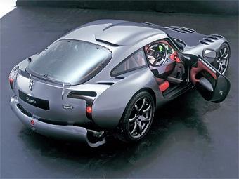 Российский владелец TVR возобновит выпуск британских суперкаров