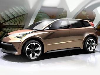 """В """"Лотусе"""" разработали сверхлегкие автомобили будущего"""