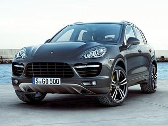 Спрос на новый Cayenne превзошел ожидания руководства Porsche