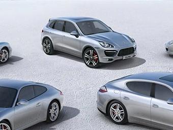 Компания Porsche случайно рассекретила новый Cayenne