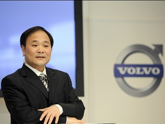 Компания Geely вложит в марку Volvo 900 миллионов долларов