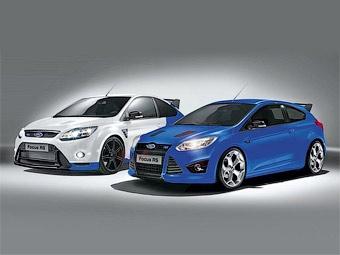 Новый Ford Focus RS станет гибридом