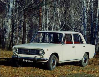 АвтоВАЗ покажет в Женеве 34-летний ВАЗ-2101