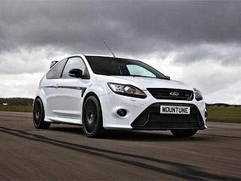 Тюнер предложил превратить Ford Focus RS в эксклюзивный Focus RS500