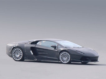 Появились подробности о преемнике суперкара Lamborghini Murcielago
