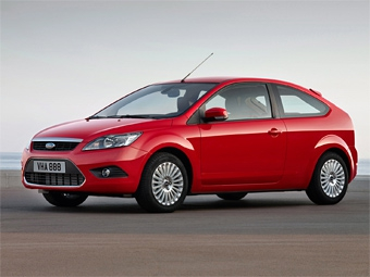 Ford будет продавать России дешевый Focus