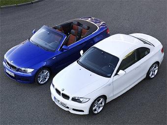 В России появились купе и кабриолет BMW 135i с новым мотором