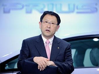 Президент Toyota объяснит конгрессменам массовый отзыв автомобилей