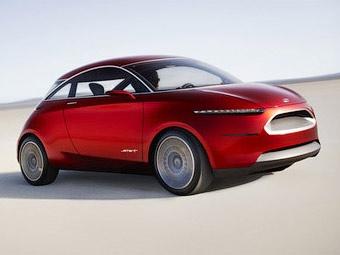 Ford покажет на концептуальном хэтчбеке новый литровый турбомотор