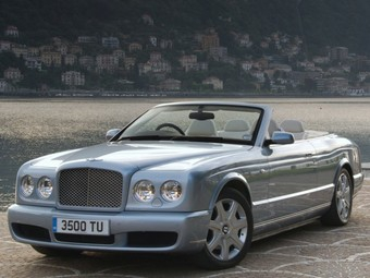 Компания Bentley свернула производство кабриолетов Azure