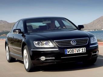 Volkswagen готовит Phaeton для китайского рынка