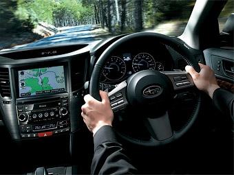 Автомобили Subaru научили останавливаться самостоятельно