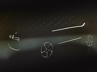Появился первый тизер прототипа Citroen DS4