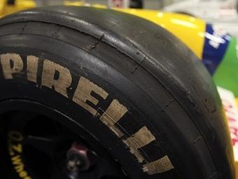 Компания Pirelli готова вернуться в Формулу-1