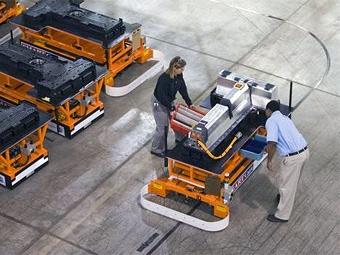 В США началось производство батарей для гибрида Volt