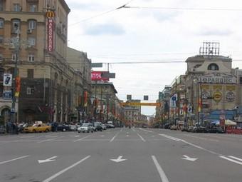 На Пасху и Красную горку в Москве ограничат движение