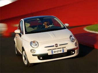 Хэтчбек Fiat 500 через год станет минивэном