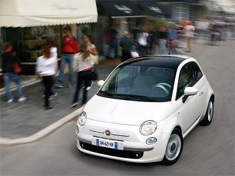 Для американцев Fiat модернизирует модель 500
