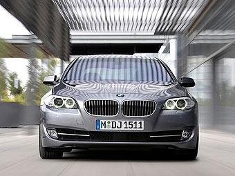 """Новая """"пятерка"""" BMW будет собираться в Калининграде"""