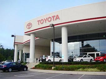 Из-за отзывов продажи Toyota в США упали до уровня 12-летней давности
