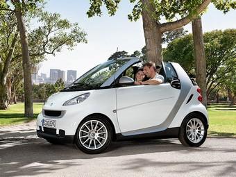 Daimler и Renault готовят преемника Smart Fortwo