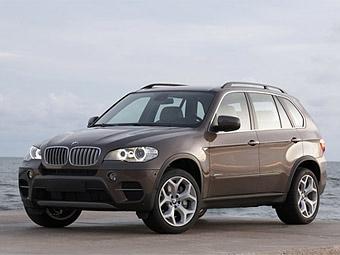 Компания BMW объявила цены на обновленный X5