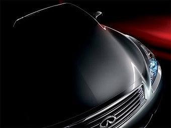 Автомобили Infiniti получат немецкие моторы