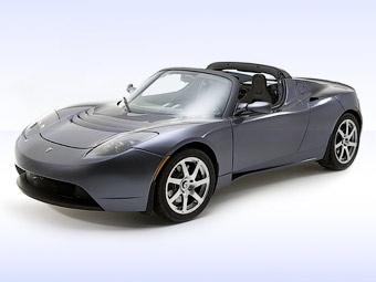 Tesla завершит выпуск электрического родстера через год