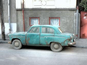 В России запретят ездить на старых машинах