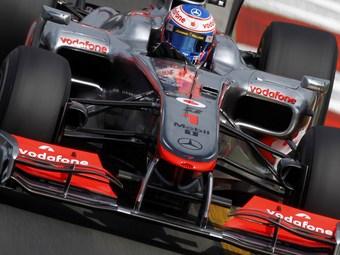В команде McLaren отказались от нелегальной подвески