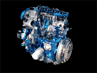 Рестайлинговые Ford Mondeo и Kuga получат два новых турбомотора