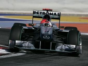 Команда Mercedes GP сократит время пит-стопа