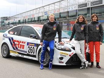 Гонщик WRC выступит в кольцевом суточном марафоне
