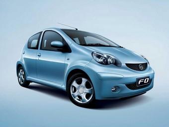 BYD представит пять новых моделей на Пекинском автосалоне