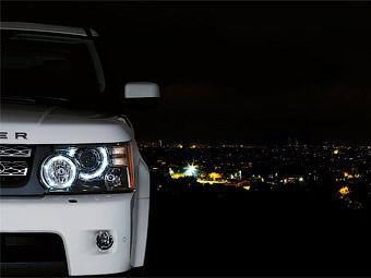 Британский журнал узнал подробности о новом поколении Range Rover